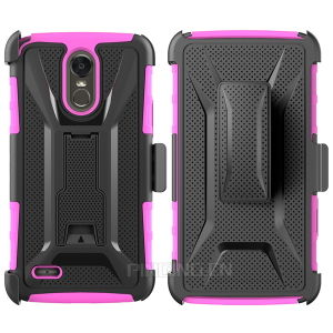 Holster Belt Clip Phone Case for LG Stylo Stylus 3 pictures & photos