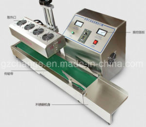 Desk Table Auto Foil Induction Sealer for Various Plastic Bottle pictures & photos