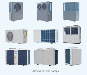 Air Source Heat Pump for Hot Water and House Heating pictures & photos