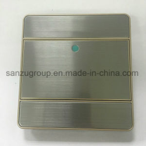UK Standard New Design 1 Gang Satellite Socket pictures & photos