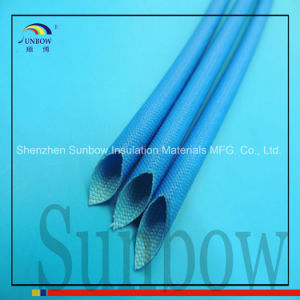 Sunbow Silicone Coated Fiberglass Electrical Insulation Sleeving pictures & photos