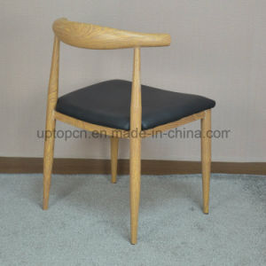 European Style Wooden Horn Restaurant Chair for Office and Meeting (SP-LC807) pictures & photos