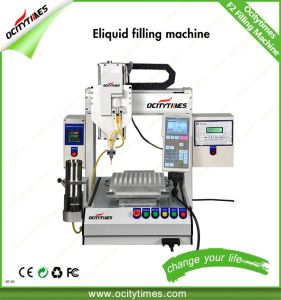 Disposable Vaporizer Cartridge Oil Filling Machine/ Juice Filling Machine pictures & photos