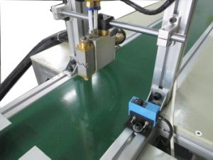 Automation Hot Melt Glue Dispensing Machine for Shoe pictures & photos