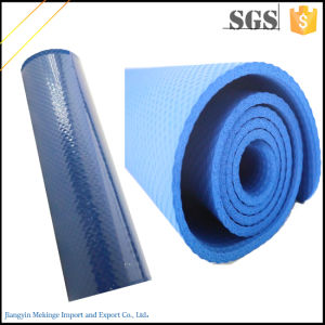 Tasteless Washable Exercise Rubber Yoga Mat Manufacturer pictures & photos