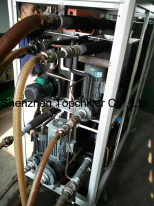 -15c/-20c 36kw Water Cooled Scroll Compressor Glycol Water Chiller Mexico pictures & photos