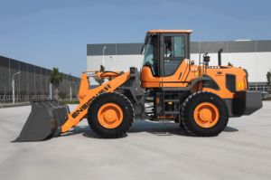 Ensign Brand 3 Ton Front Wheel Loader Yx635 with Pilot Control pictures & photos