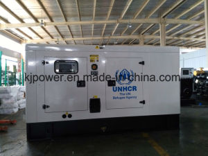 Silent Diesel Generator Powered by Cummins Engine (25kVA-250kVA) pictures & photos