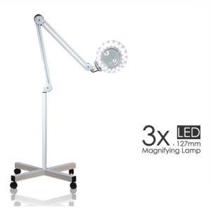 Beauty Salon Use LED 3X Magnifier Magnifier pictures & photos