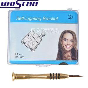 Mini Roth. 022 Hooks 3-4-5 Dental Bracket Self Ligating pictures & photos