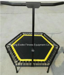 Commercial Spring Free Trampoline Jumping Gym Fitness pictures & photos