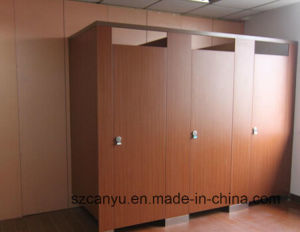Cy Phenolic Sheet HPL Panel Toilet Partition pictures & photos