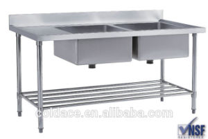 Cheering Stainless Steel Wash Sink (XSP-1) pictures & photos