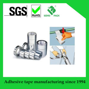 Acrylic Self Adhesive Aluminum Foil Tape pictures & photos