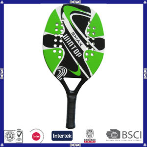 Model Btr-4006 Smax Carbon Beach Tennis Racket pictures & photos