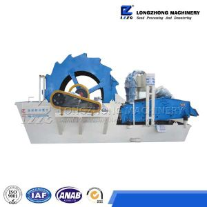 China Construction Screw Sand Washing Machine Supplier pictures & photos