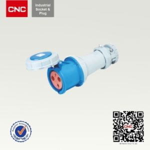 CNC Industrial Plug and Socket, 3pin, 4pins, 5pins pictures & photos