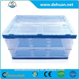 Food Grade Folding Cold Plastic Storage Containers / Box with Large Size and Multi-Shaped pictures & photos