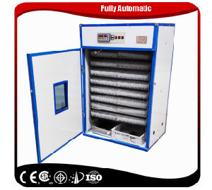 Digital Slaughterhouse Equipment for Hatching Duck Eggs Incubator Ce Approved pictures & photos