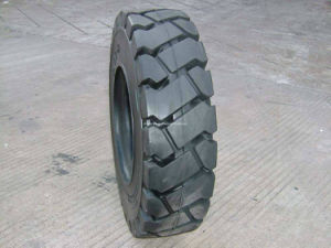 Expert and Professional Manufacturer of Forklift Tyre (500-8, 825X9-15, 650-10, 700-12, 825-15) pictures & photos