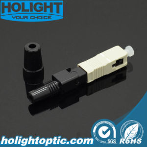 Quick Connector for FTTH Sc mm pictures & photos