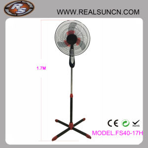 New Design 16inch Stand Fan with 1.7m Height pictures & photos
