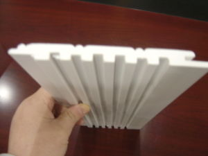 UPVC Moulding, PVC Foam Profile, Crown Molding, Profile pictures & photos