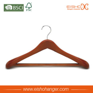 Eisho Luxury Wooden Clothes Hanger for Shirt (WL8021) pictures & photos