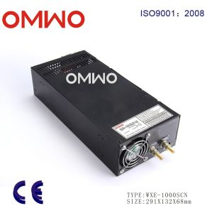 Wxe-1000scn-24 12V 24V 36V 48V 1000W Switching Power Supply pictures & photos