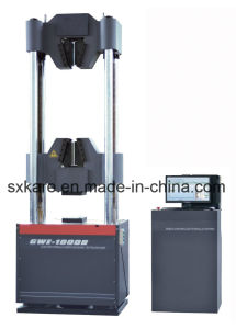 Computerized Servo Strand Wire Tensile Strength Testing Machine (GWE-1000B) pictures & photos