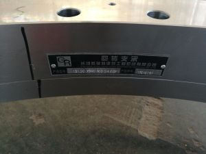 Hot Sale ISO Certificated Cat345 Cat330c Cat320b Swing Bearing pictures & photos