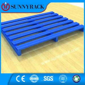 Warehouse Storage Steel Metal Pallet for Sale pictures & photos