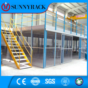 Ce Approved Warehouse Steel Structure Platform pictures & photos