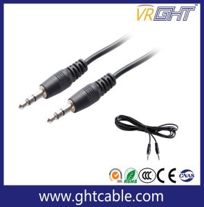 5m 3.5mm to 3.5mm Male to Male Audio Cable pictures & photos