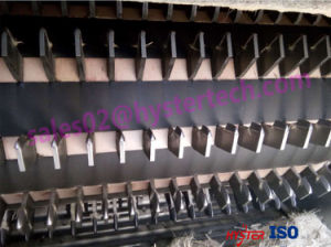 Laminated 700bhn White Iron Mild Steel Cutting Edges for Sugar Industry pictures & photos