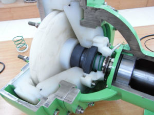 IHF Fluorine Chemical Centrifugal Pump pictures & photos
