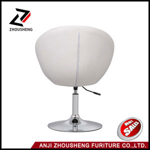 White Color International Design Pluto Adjustable Leisure Chair Bar Chair pictures & photos