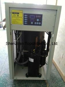 10ton/15tr Air Cooled Water Chiller in Anodized Aluminium Laboratory Testing pictures & photos