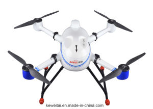 Military Professional Quad-Copter Foldable Drones up to 40 Minutes Long Flight Time pictures & photos