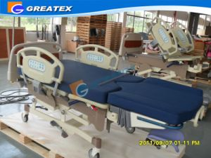Gynecology Electric Delivery Bed Hospital Operation Table (GT-OG803) pictures & photos
