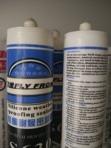 Weather-Proofing glue for Glass Metal Silicone Sealant -S630 Hard Package pictures & photos