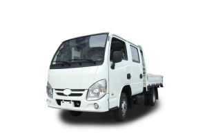 Mudan Double Row Cabin Truck pictures & photos