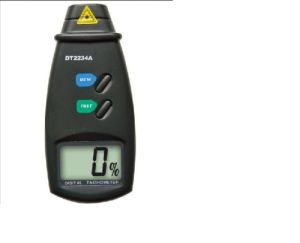 Portable Digital Photoelectric Laser Tachometerto with LCD Screen with FDA Certificate pictures & photos