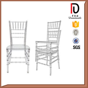 Stackable Party Used Wedding Clear Chiavari Chairs (BR-C128) pictures & photos