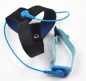 Antistatic Heel Strap for Electronic Assembling Line pictures & photos