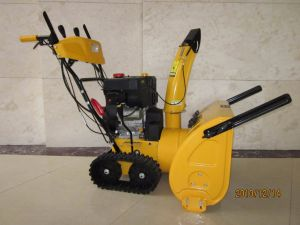Popular Gasoline 9HP Snow Thrower (STG9070E) -Zmonday pictures & photos