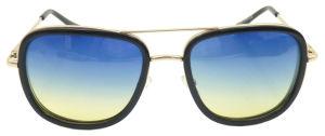 Fxp161718 Grace Women Sunglass Metal Temple Sunglasses Polarized Lens Ture Mirror pictures & photos