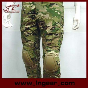 Gen 2 Style Outdoor Military Tactical Hunting Pants with Knee Pads Trousers pictures & photos