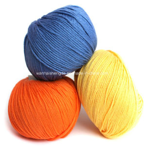Cotton Cashmere Blended Yarn for Knitting and Weaving pictures & photos