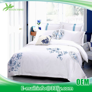 Comfortable Cheap Satin Bedding Set for Bedroom pictures & photos